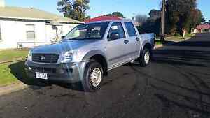 2006 Holden Rodeo ute Mount Gambier Grant Area Preview