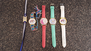 WATCHES - Hardly worn Charlestown Lake Macquarie Area Preview