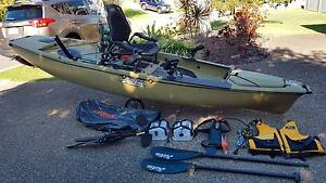 Hobie Mirage Pro Angler 12 Arundel Gold Coast City Preview