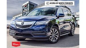 2014 Acura MDX Navigation at Accident Free| Running Board|