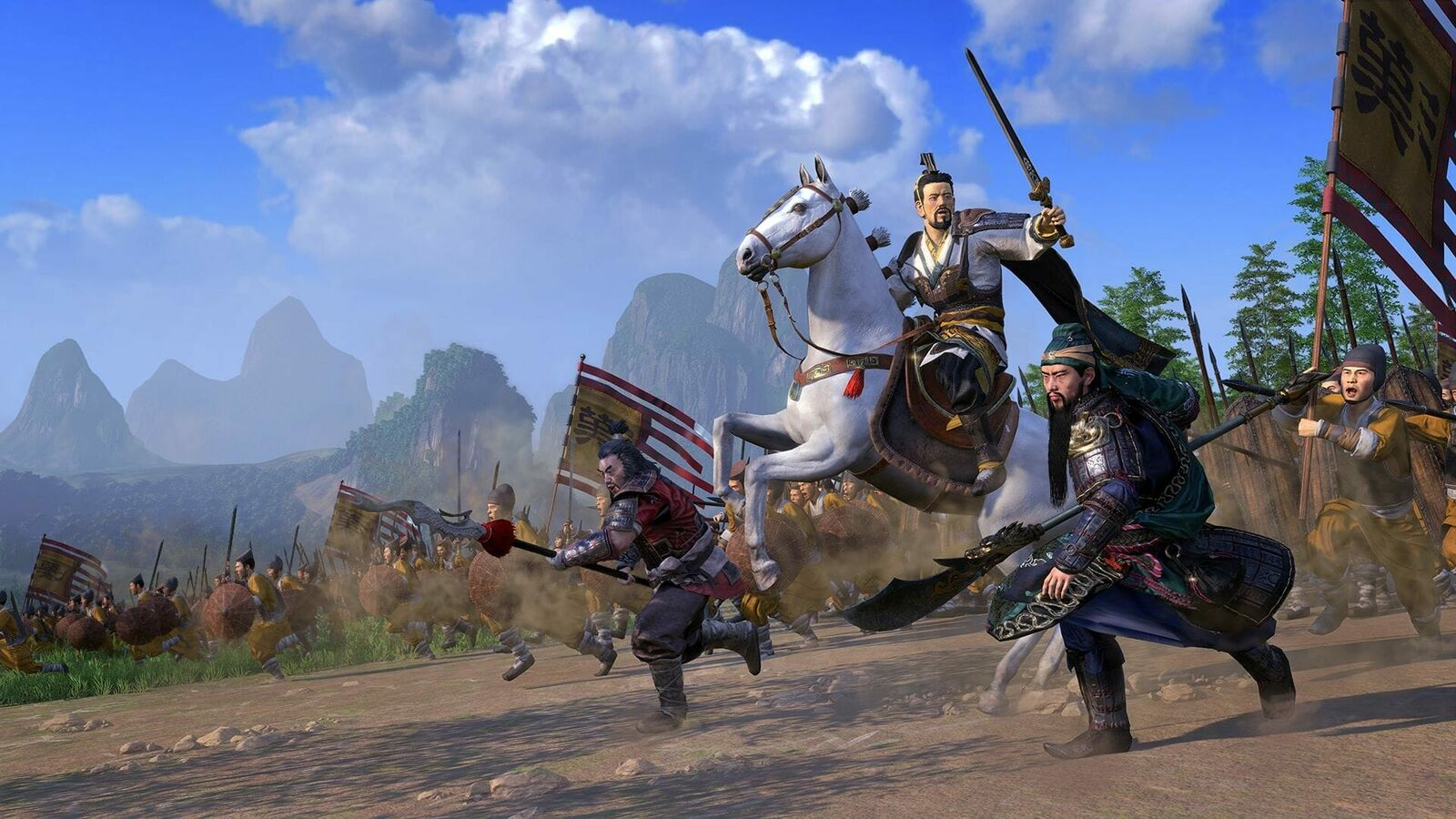 Details about Total War 3 III Three Kingdoms Windows PC Ancient China War  Strategy Game