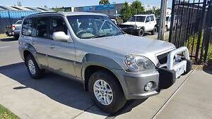 2004 Hyundai Terracan Wagon AUTO Williamstown North Hobsons Bay Area Preview