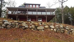 Medway River/Poonhook Lake Spectacular Cottage