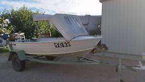Savage Boat trailer and 15hp motor Renmark Renmark Paringa Preview