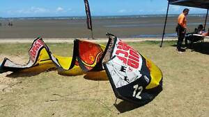 Liquid Force Envy 12m Kite, Lines, Board and Harness Albany Creek Brisbane North East Preview