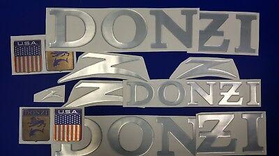 Donzi boats Emblems 28