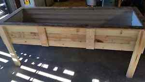 Raised garden bed 1800 long 750 high 700 wide Stafford Heights Brisbane North West Preview