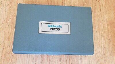 Tektronix P6205 Active Fet Voltage Probe For Oscilloscope 750mhz 2pf 1mohm