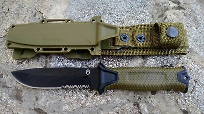 Gerber STRONGARM FIXED BLADE Green Hunting Paratrooper Diving Boot