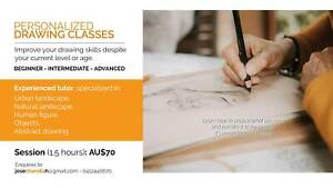 PERSONALIZED DRAWING CLASSES