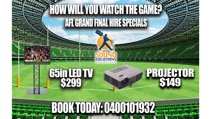 GRAND FINAL HIRE SPECIAL