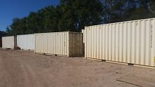 SHIPPING CONTAINERS - PRICED TO SELL!! Goondiwindi Goondiwindi Area Preview