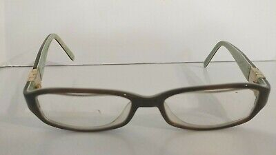 b2d3702dd844 Authentic Kate Spade Brown and Green 51 16 130  RX Sunglasses Eyeglasses  Frames