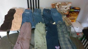 2t and 3t girls jeans