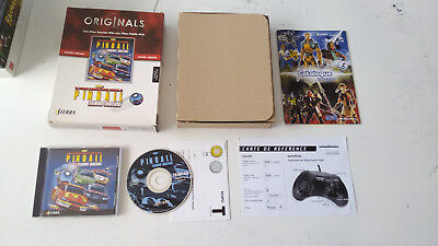 3D Ultra Pinball Turbo Racing (Flipper) PC FR Big Box carton eurobox