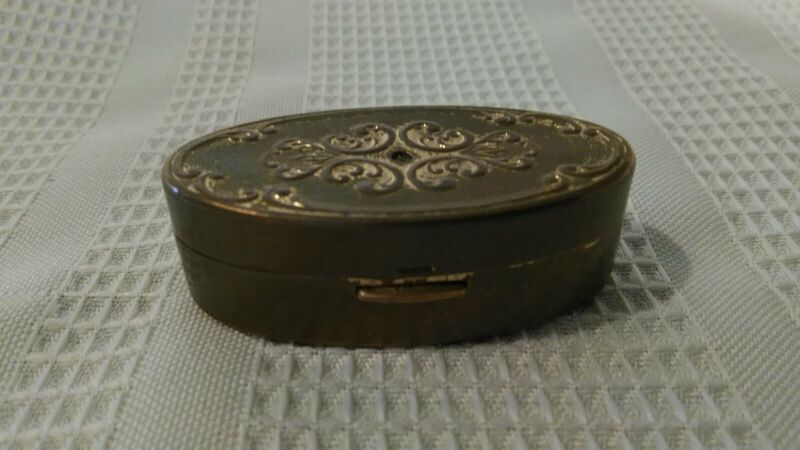 Vintage Max Factor Lip Stick Metal Holder Made In The U.S.A. Patent 2,830.602