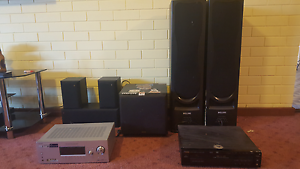 Home Stereo System Trott Park Marion Area Preview