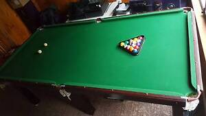 Pool table 7×4 Ringwood Maroondah Area Preview