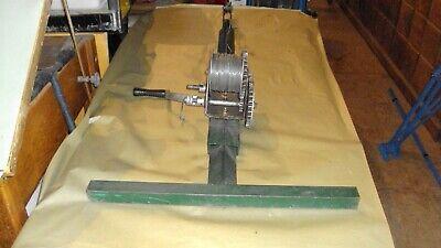 Greenlee Hand Crank Wire Puller
