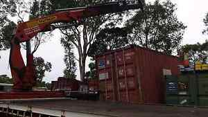 CONTAINER HIRE and STORAGE Londonderry Penrith Area Preview