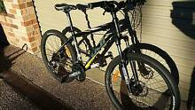 FUJI NEVADA 1.7 MENs Bike EXCELLENT CONDITION Black Belrose Warringah Area Preview