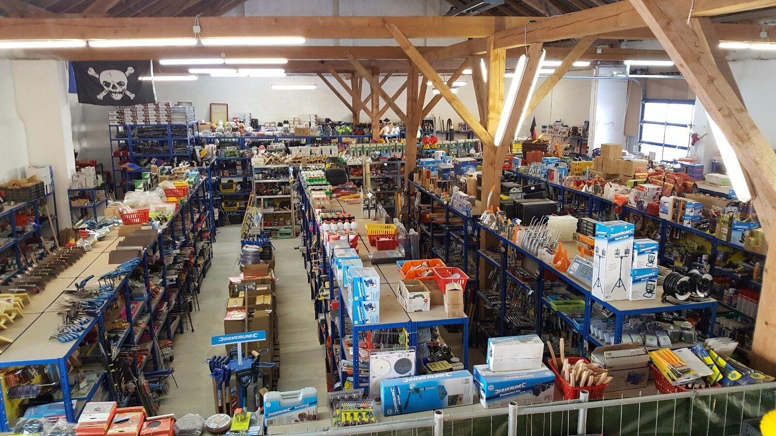 5 kg Werkzeug Zubehör Baumarkt Posten Sonderposten von Palette großes Paket