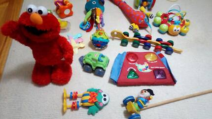 BIG TOY BUNDLE FOR BABY & TODDLER