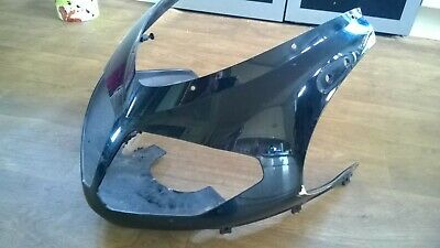 TRIUMPH 955 955I DAYTONA MAIN FRONT FAIRING PANEL IN BLACK