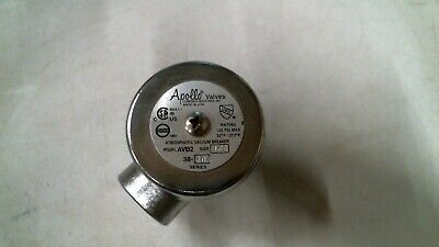 Apollo Avb2 38-203 12 Chrome Atmospheric Vacuum Breaker 125psi -free Shipping