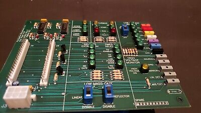 Perseptive Biosystems Test Point Pcb 107023 Rev. 2 Tested