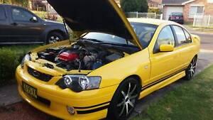 Ford Xr6 Turbo BA MKII