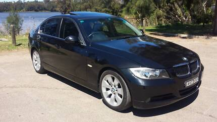 2005 BMW 325I AUTO SUNROOF LEATHERS Lansvale Liverpool Area Preview
