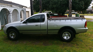 Ford 2004 rtv ute with attitude may swap or sell Mount Richon Armadale Area Preview