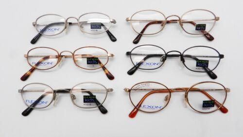 New FLEXON Kids 6 assorted kids Eyeglasses Frames