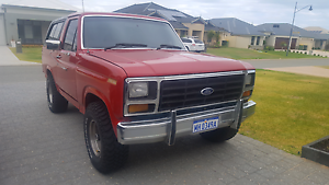 1985 Ford Bronco 351 Cleveland Secret Harbour Rockingham Area Preview