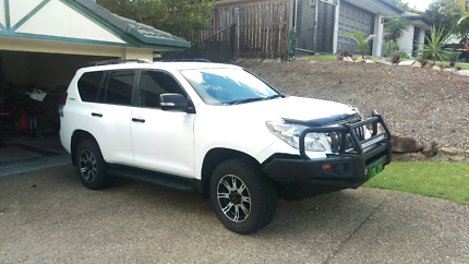 Toyota Landcruiser Prado 150