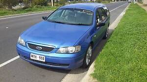 2003 Ford Falcon Wagon Albert Park Charles Sturt Area Preview