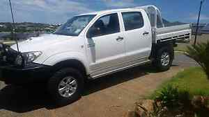2011 SR hilux 4x4 Murwillumbah Tweed Heads Area Preview