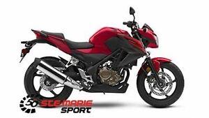 2018 Honda CB500FA