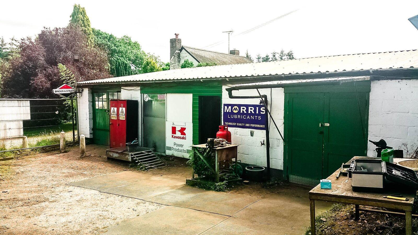 Ashley Services Garden Machinery