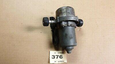 VOLKSWAGEN AUDI A4 BRAKE VACUUM PUMP 8E0927317 for sale  Harwich