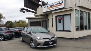 2014 Toyota Corolla LE ECO - BACK-UP CAM! HTD SEATS! BLUETOOTH!
