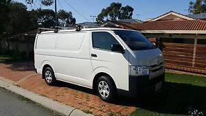 2014 Toyota Hiace Van/Minivan Innaloo Stirling Area Preview