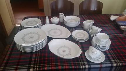 Noritake dinner service Linfield