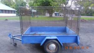 BOX TRAILER 5' X 7' Londonderry Penrith Area Preview