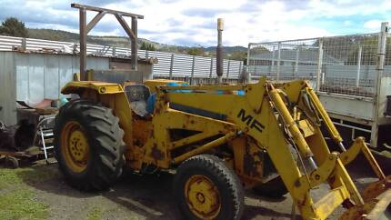 Massey Ferguson Loader Clarendon Vale Clarence Area Preview