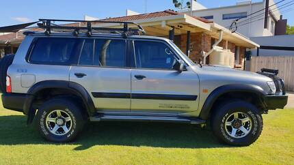 2002 GU Nissan Patrol Biggera Waters Gold Coast City Preview