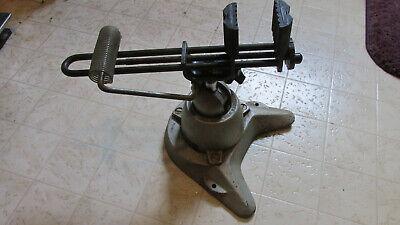 Panavise Swivel Rotating Vise Model 308 W Circuit Board Holder Solder Assy.