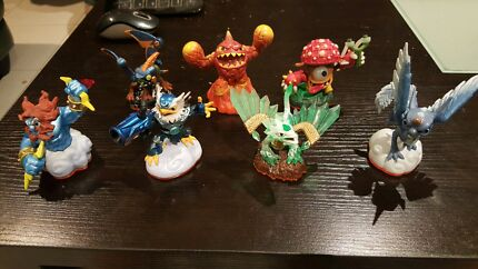 Skylanders Giants game with portal, figurines and rares Gungahlin Gungahlin Area Preview