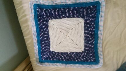 New hand made baby blanket Lutwyche Brisbane North East Preview